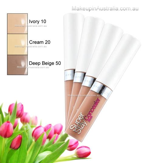 Lipstick Maybelline 24 Hour Superstay maybelline superstay 24hr concealer maybelline concealer