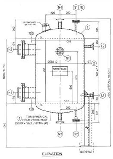 design criteria pressure vessel keyser technologies pressure vessel