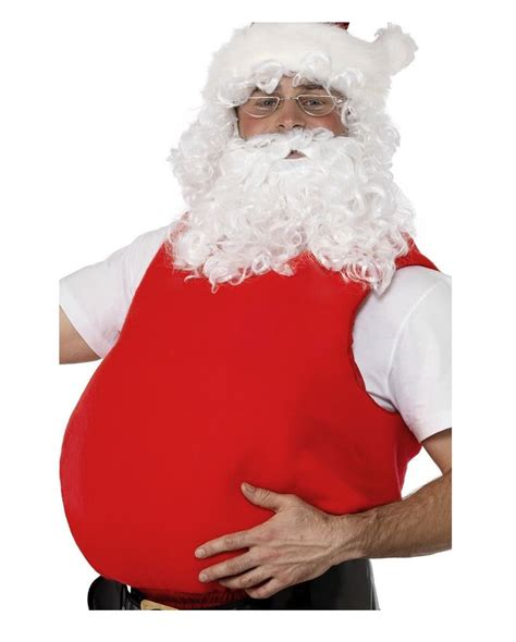 Upholstery Santa by Santa Claus Belly Upholstery Nikolaus Bauch As Costume