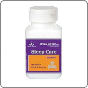 Obat Tidur Sleep Care Capsule sleep care capsule