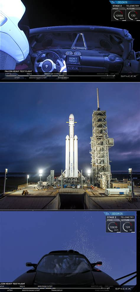 spacex set to launch world s most powerful rocket the spacex falcon heavy rocket successfully launches is world