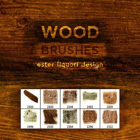 wood pattern photoshop brush new brush set wood psdfan