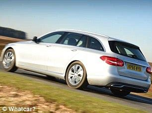 most comfortable mercedes three premium estate cars that will make you think twice