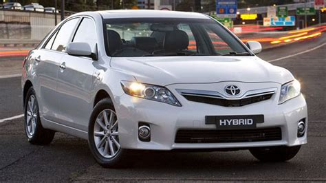 2010 Toyota Camry Hybrid 2010 Toyota Camry Hybrid Photos Informations Articles