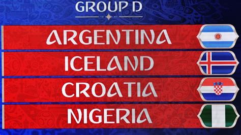 d world cup 2018 d argentina and croatia tricky fifa