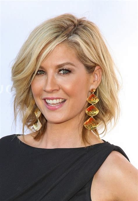 does jenna elfmans hair look better long or short jenna elfman hairstyle back view hairstylegalleries com