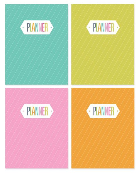 printable planner cover pin by sacha hay on printable hoarding pinterest