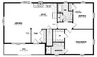 28x48 Floor Plans by 28x48 Home Floor Plan Free Download House Plans And Home