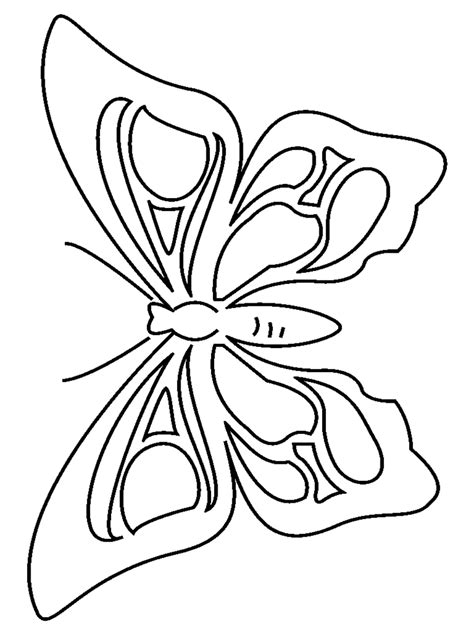 butterfly coloring pages 2 coloring town