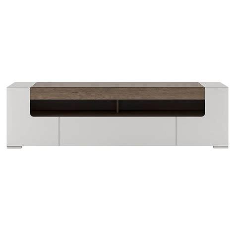 laval wide tv unit white high gloss modern tv units fads