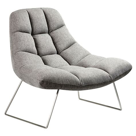 Burlington Chairs by Modern Accent Chairs Burlington Light Gray Chair Eurway