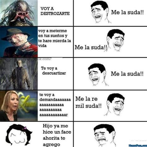 Me La Pelan Meme - memes 2013 humor taringa