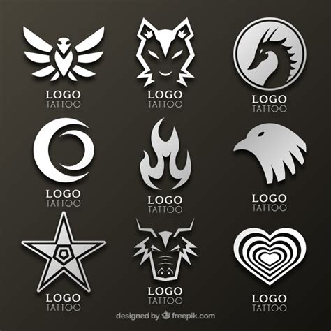 tattoo studio logo vector fire logo vectors photos and psd files free download