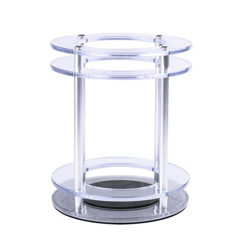acrylic stand acrylic speaker guard stand for echo ue boom protect and stabilize ebay