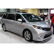2017 Toyota Sienna Redesign Archives  2015Vehicles