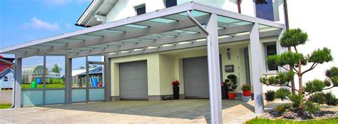 carport sonderanfertigung carports aus aluminium oder stahl