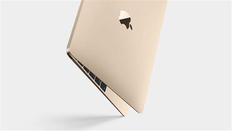 Laptop Macbook Gold apple unveils new macbook with retina display available in gold silver and space gray