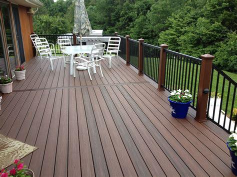 pin  trex deck  green river lake