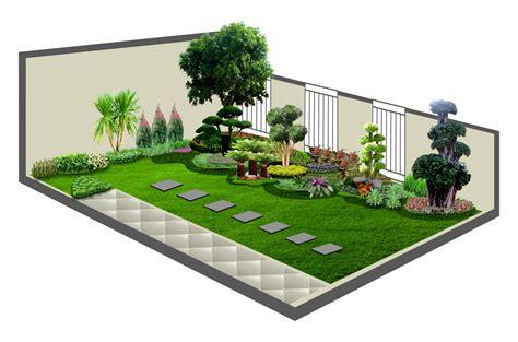 Nomor Rumah Kayu Pot Landscape tukang taman jakarta selatan tukang taman minimalis