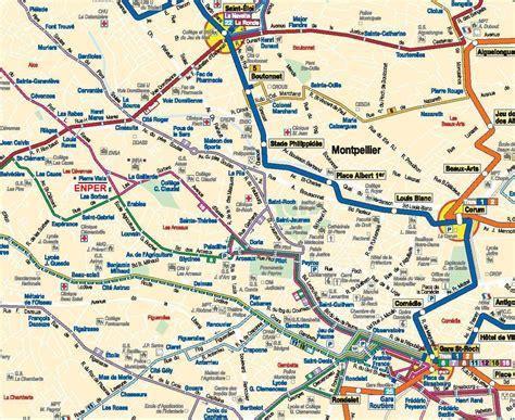Karet Stang Kiri Smash Ori large montpellier maps for free and print high