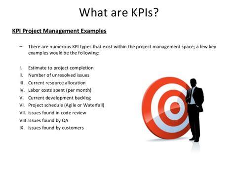 project management kpi template project management kpis