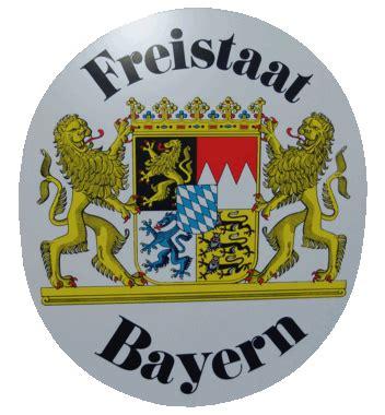 Lustige Bayern Aufkleber by Grenzschild Wappenschild Bayern Auf Kunststoffplatte Im