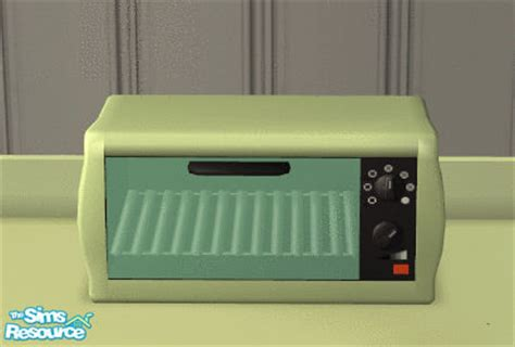 Green Toaster Oven Lisa9999 S Jsf Nouveau Kitchen In Apple Green Toaster Oven