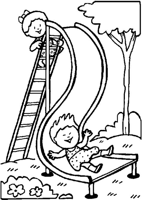 coloring pages of water slides sugar snap and me