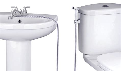 Bidet Sprayer by Smarterfresh Warm Water Bidet Sprayer And Cold Bidet