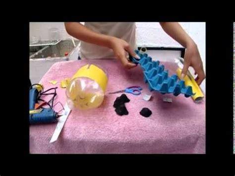 como hacer una alcancia con vasos plasticas tutorial como hacer alcancia de cochino en botella