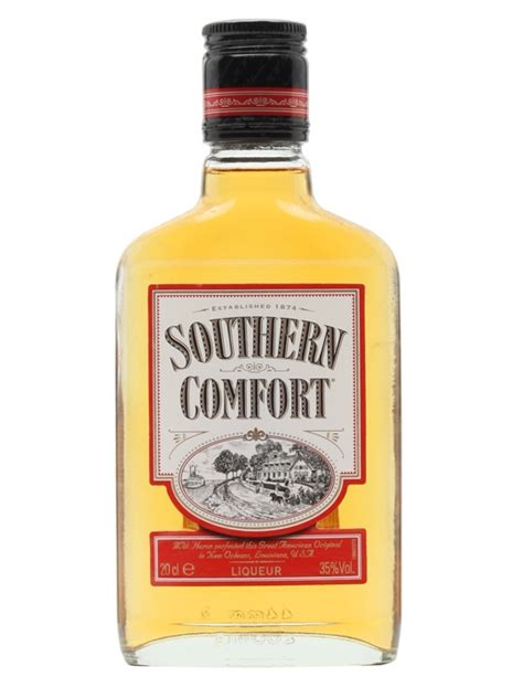 what is souther comfort southern comfort liqueur small bottle the whisky exchange