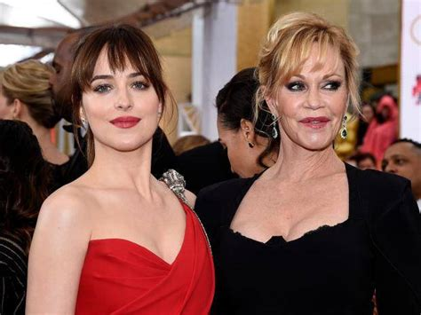 Design Homes Online dakota johnson and mother melanie griffith s excruciating