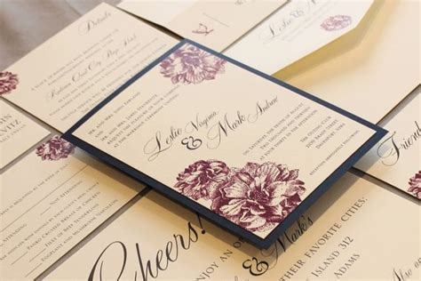 Wedding Invitations Iowa City