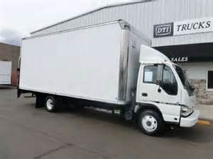 Isuzu Diesel Box Truck Isuzu Diesel 16 Box Truck Mitula Cars