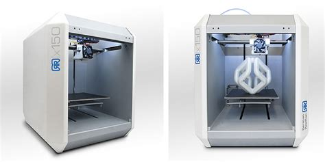 3d industrial printer german reprap releases the x150 a compact sturdy