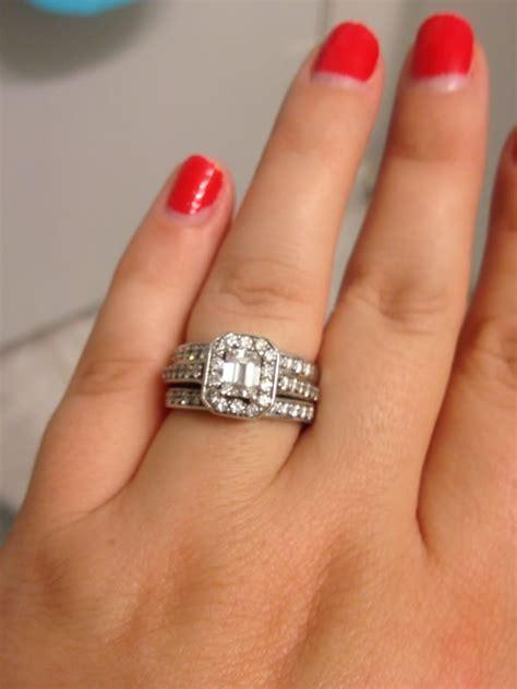 Fat Wedding Rings