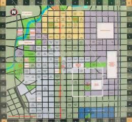 map of downtown houston printable downtown houston map