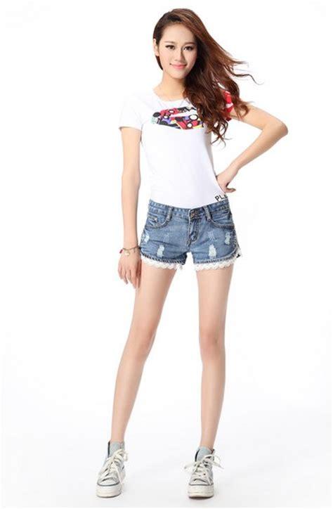 Celana Pendek Wanita Sobek model celana pendek wanita terbaru 2016 murah cantik