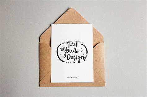 free mock up free postcard mockup dealjumbo discounted design bundles with extended license