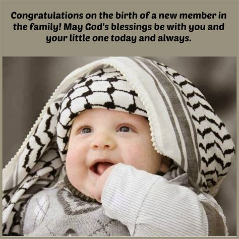 best new baby 50 islamic birthday and newborn baby wishes messages quotes