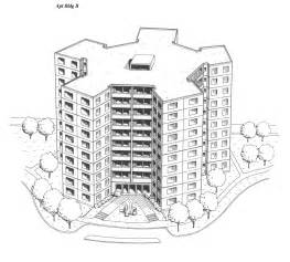 Draw Your Apartment Building Design Drawing Great With Picture Of Building