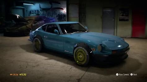 nissan fairlady 2016 need for speed 2016 nissan fairlady z datsun 240z