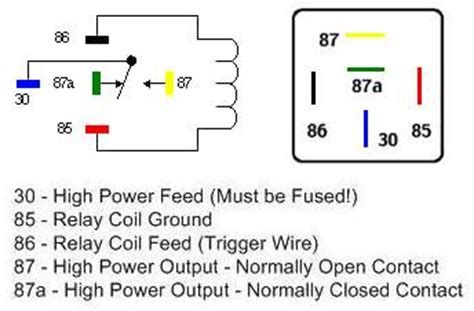 single pole throw relay wiring diagram get free image about wiring diagram