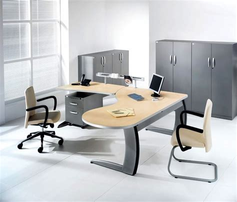 20 Modern Minimalist Office Furniture Designs Modern Office Furniture Desk