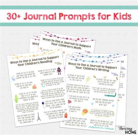 Digital Detox Journal Prompts 30 Days by Thriving Home S Store Thriving Home