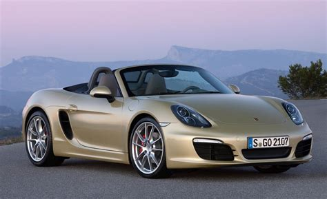 Porsche S Boxster by Car And Driver