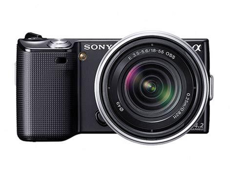 Sony Dslr Nex 5 sony alpha nex 5 bonnier digital foto