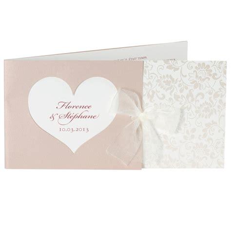 Hochzeitseinladung Zum Aufklappen by Hochzeitseinladung Quot Mirela Quot Einladungskarte Zum
