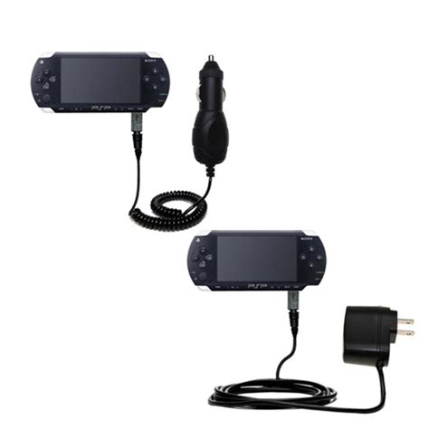 are all psp chargers the same gomadic car and wall charger essential kit suitable for