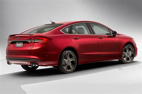 Ford Fusion by 2017 Ford Fusion Hybrid Vs Fusion Energi Review